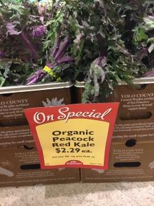 Branded Vegetables